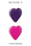 Un petit coeur vibrant pour la faire fondre de plaisir! par Rianne S.
