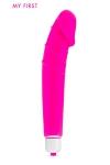 Un petit vibro puissant et semi-réaliste, le sextoy idéal pour se familiariser avec l'utilisation d'un sextoy.