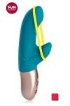 Amorino, le nouveau Vibromasseur DeluxeVIBE Mini avec bande stimulante amovible pour la stimulation externe.