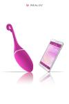 Special jeux de couples : Oeuf vibrant contr�l� par Smartphone pour stimuler le vagin � distance en toute discr�tion.