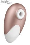 Le stimulateur f�minin ultime Satisfyer maintenant en version luxe et format mini.