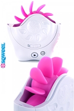 Stimulateur oral Sqweel 2 - Vous adorez les cunnilingus? Sqweel 2 est le simulateur de sexe oral le plus vendu au monde.