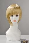 Avec cette perruque courte, optez pour une coupe moderne et soignée très féminine, qui va renouveler totalement votre style.