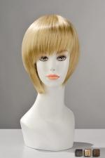 Perruque Berangère - Avec cette perruque courte, optez pour une coupe moderne et soignée très féminine, qui va renouveler totalement votre style.