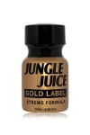 Poppers Jungle Juice � base d'Amyle, en version gold extr�me en raison de l'intensit� et de la puret� de sa formule.