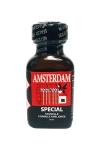 Le poppers Amsterdam SPECIAL en flacon de 24 ml dans une nouvelle formule � l'Amyle am�lior�e.