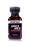 Le poppers Jungle Juice black original dans une nouvelle formule extr�me, extra forte, � base de nitrite d'amyle.