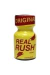 Arôme Original Real Rush au nitrite de pentyle, en flacon de 9 ml.