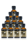 Pack de 10 Flacons de 24 ml de Poppers Gold Rush, ar�me liquide �rotique � base de Nitrite de Pentyle.