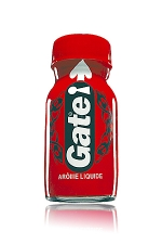 Poppers Gate - Votre poppers parfumé à l'amande pour des plaisirs deshinibés tout en douceur.