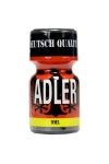 Flacon de 9 ml de Poppers Adler, ar�me liquide �rotique � base de Nitrite de Penthyl (le plus fort).