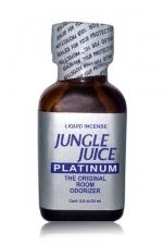 Poppers Jungle Juice Platinum 24 ml - Faites monter l'ambiance avec cet Arôme aphrodisiaque haute qualité à base de Nitrite d'Isotropyle.