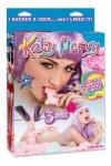 Profitez des charmes de Katy Pervy, une femme de r�ve aux allures de superstar qui vous offre tous ses orifices.