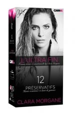 12 préservatifs  ultra fin Clara Morgane - 12 préservatifs haut de gamme et ultra fins,par Clara Morgane.