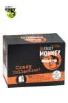 Crazy Monkey pr�sente sa crazy collection avec un assortiment de 50 pr�servatifs pour satisfaire toutes vos envies.