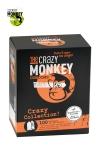 Crazy Monkey pr�sente sa crazy collection avec un assortiment de 100 pr�servatifs pour satisfaire toutes vos envies.
