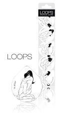 Préservatifs Kama Sutra - Loops - Avec la collection Kama Sutra de Loops, chaque préservatif est une source d'inspiration amoureuse.