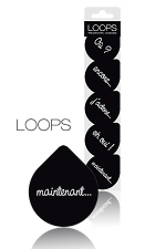 Préservatifs  Envie - Loops - Vos préservatifs Loops Envies pour une véritable invitation au plaisir...