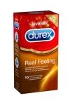 Image 10 préservatifs Durex Real Feeling
