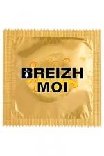 Préservatif humour - Breizh Moi - Préservatif  Breizh Moi , un préservatif personnalisé humoristique de qualité, fabriqué en France, marque Callvin.
