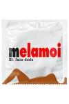 Pr�servatif  Melamoi Et Fais Dodo , un pr�servatif personnalis� humoristique de qualit�, fabriqu� en France, marque Callvin.
