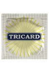 Pr�servatif  Tricard ,  un pr�servatif personnalis� humoristique de qualit�, fabriqu� en France, marque Callvin.