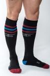 Chaussettes de sport haute qualit�, by Mister B (version noire).