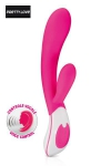 Un vibro Rabbit 100% silicone avec contr�le vocal.